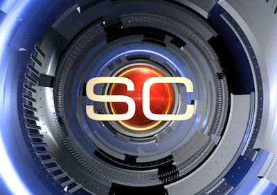 High Definition SportsCenter Graphic - 2004